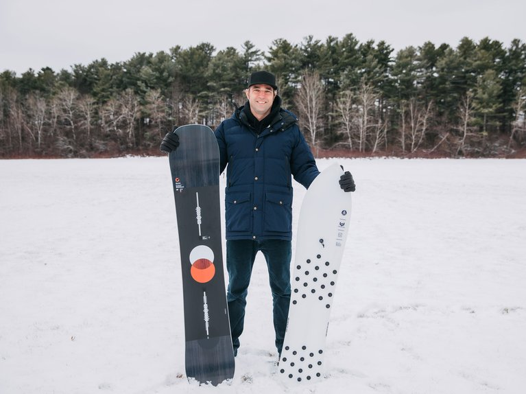 120219_BlogMythBuster_SizeYourSnowboard_JesseDawson_Taivo with two boards.jpg