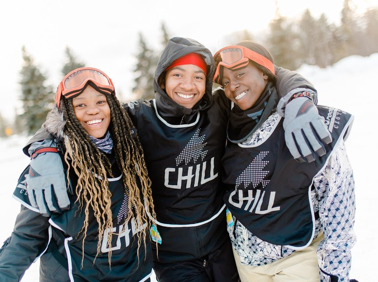 25 Years of The Chill Foundation: Riding Together